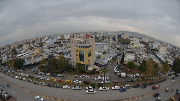 Antalya Eski Sanayi'de Büyük Dönüşüm Başladı