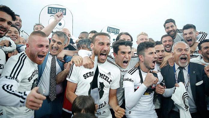Beşiktaş şampiyonluğu 19 Mayıs'ta kutlayacak 16 Mayıs 2016 Pazartesi