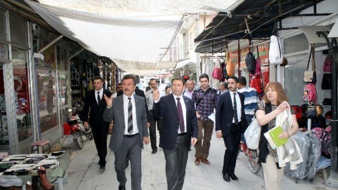 Yenişehir'de Cephe Sağlıklaştırma Çalışmaları Başlıyor