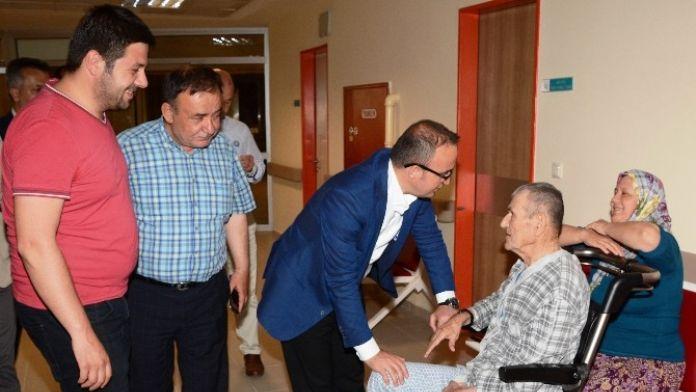 Turan'dan Hasta Ziyareti