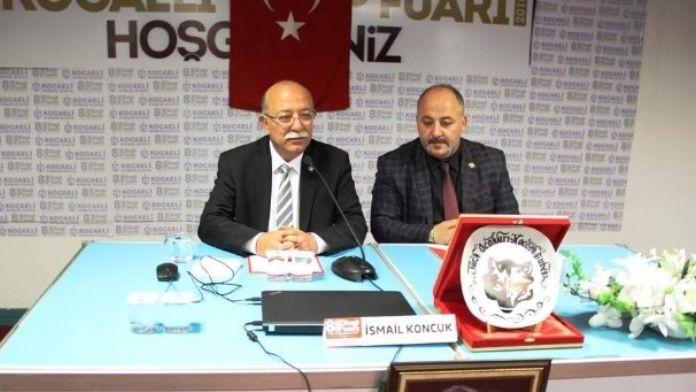 Kamu-sen Genel Başkanı İsmail Koncuk: 'Sendikacılık Sivil Toplum Hizmetidir'