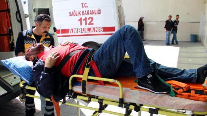 Polisten kaçarken kaza yapan izinli mahkumun otomobilinde uyuşturucu bulundu