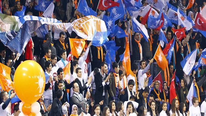 AK Parti 2. Olağanüstü Büyük Kongresi'ne doğru
