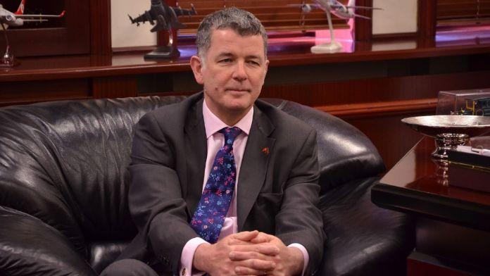 İngiliz Büyükelçiden PKK sevicilere ayar