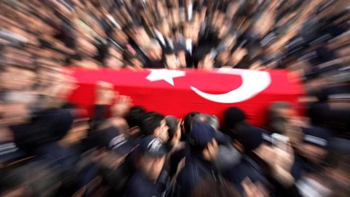 Şehit Ateşi Tekirdağ'a Düştü 16 Mayıs 2016 Pazartesi