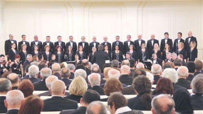 Cumhurbaşkanlığı Klasık Türk Müziği Korosu Bilecik'e Geliyor