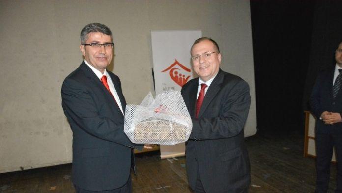 Aile Ve Sosyal Politikalar İl Müdürü Mehmet Altun: