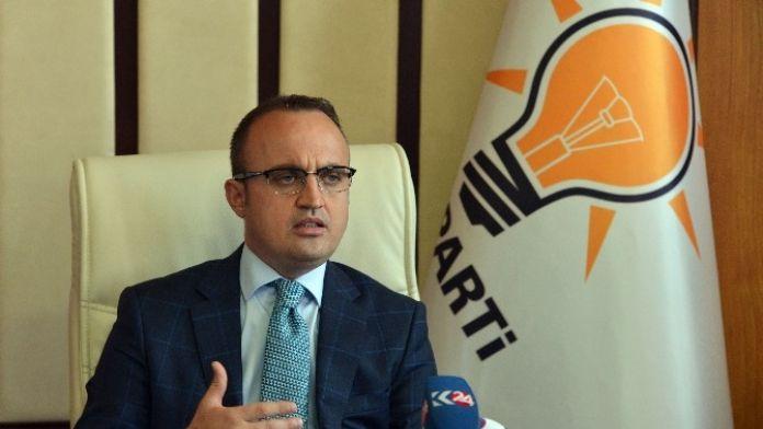 AK Parti Grup Başkanvekili Turan: 'AK Parti Firesiz Olarak Oylamaya Katılacaktır'