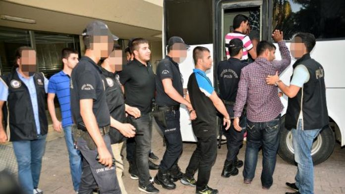 Adana'da 'Anadolu YPG' yapılanması çökertildi (2)