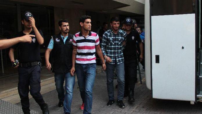 Terör operasyonunda 21 tutuklama 16 Mayıs 2016 Pazartesi