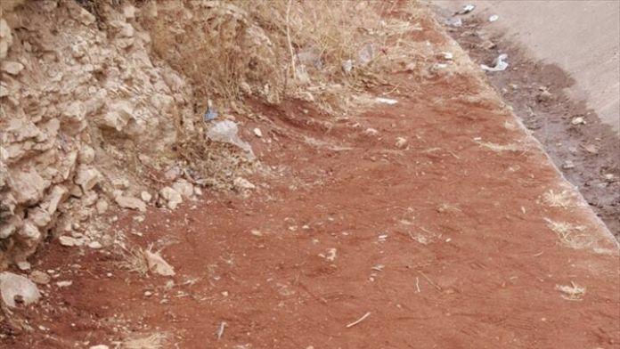 Şanlıurfa'da terör örgütü DAEŞ operasyonu