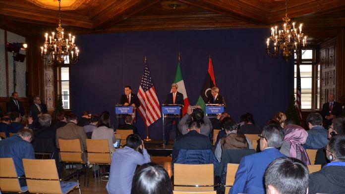 Viyana'da Libya toplantısı 16 Mayıs 2016 Pazartesi
