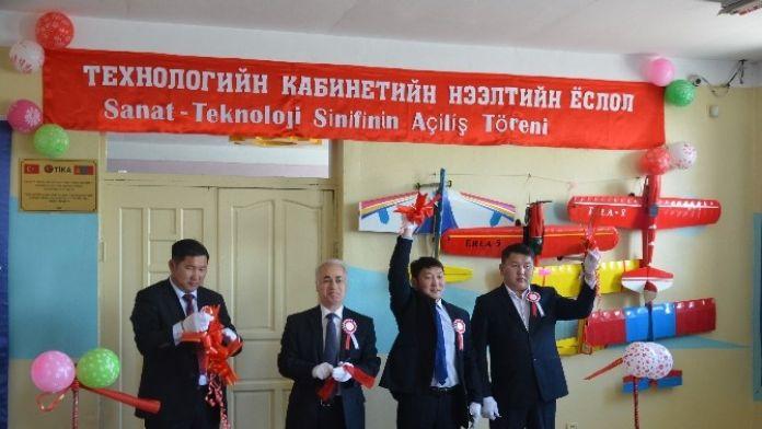 TİKA'nın Şimdiki Durağı Moğolistan