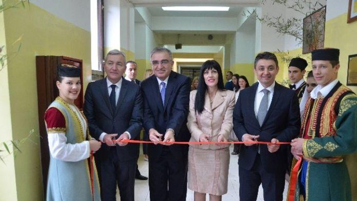 TİKA Karadağ'da Eğitime Destek Veriyor