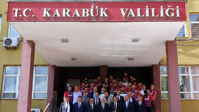 Kardemir Karabükspor Kulübü Başkanı Tankut: 16 Mayıs 2016 Pazartesi