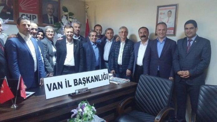 CHP İl Başkanı Yılmaz Zengin: