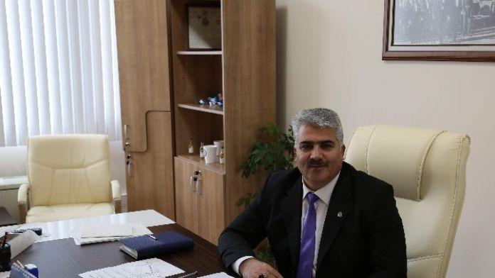 Öz Güven-sen Aydın İl Başkanı Aydın'dan Rektör Bircan'a Destek