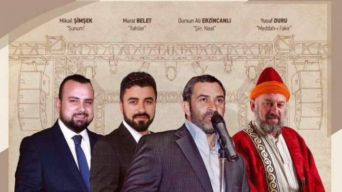 Aydın'da Muhabbet Geceleri 'Kardeşlik Ve Aile'yle Devam Edecek