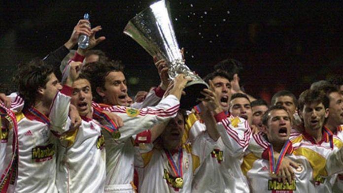 Galatasaray'dan 'UEFA Kupası' mesajı