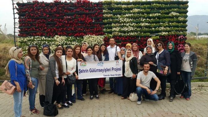 'Şehrin Gülümseyişleri' Projesi Yöreye Hayat Veriyor