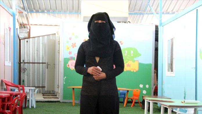 Suriye'deki 'Cehennem' kampını anlattı