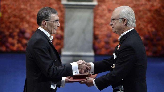Nobel madalyasını mezun olduğu okula bağışlayacak
