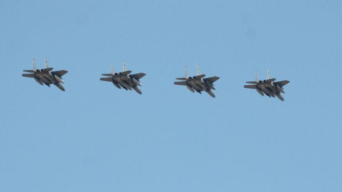 Kuzey Irak'taki 26 PKK hedefi yerle bir edildi