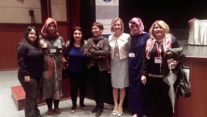 Domaniç MYO Öğrencileri Uluslararası Kongrede Bildiri Sundu