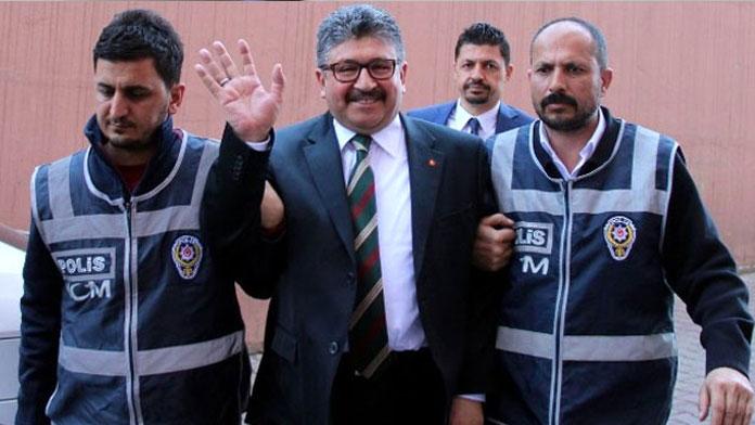 Hacı Boydak, serbest bırakıldı