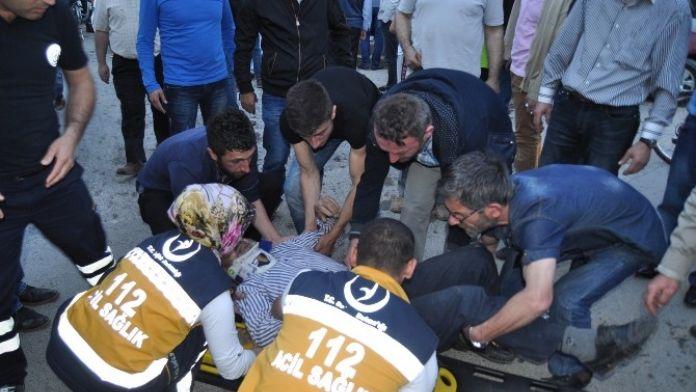 Bursa'da Kazalar: 4 Yaralı
