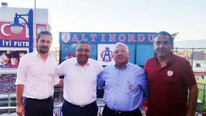 Altınordu'yla Fatih Karagümrük ortaklığı