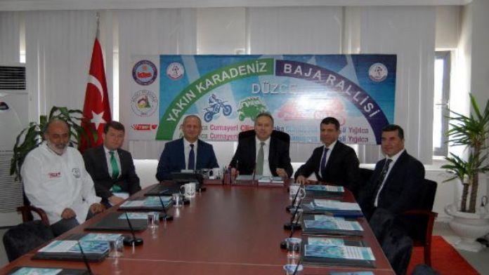 Yakın Karadeniz Baja Rallisi Düzce'de yapılacak