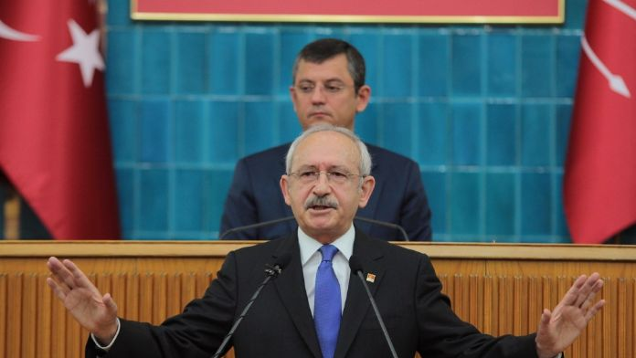 'Ancak ve ancak CHP ulaştırır'