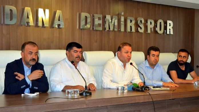 Adana Demirspor Başkanı Sedat Sözlü : Vali istifa etmeli