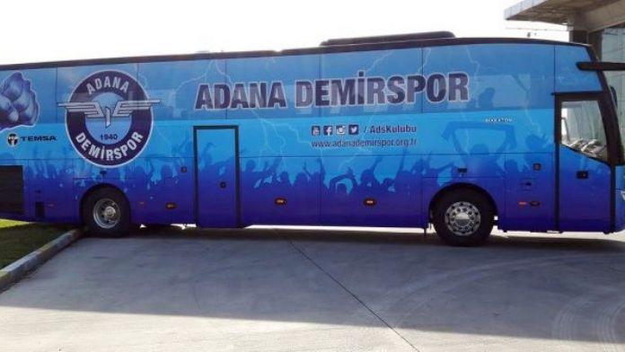 Adana Demirspor antrenmanına 'güvenlik' engeli