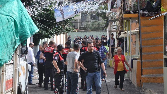 200 kişinin karıştığı kavgada 4 tutuklama