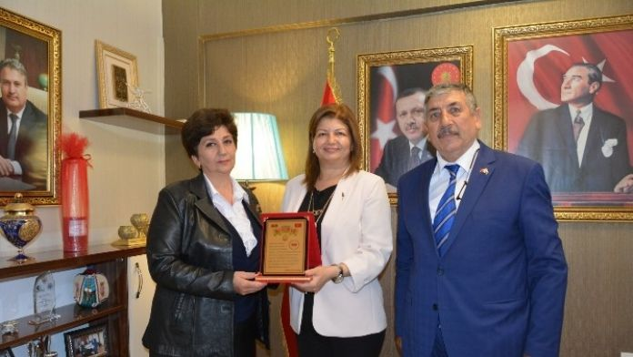 Azerbaycan'dan Yunusemre'ye Ziyaret