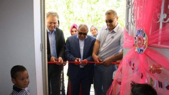 Uçhisar'da Halk Eğitim Merkezi Yılsonu Sergisi Açıldı