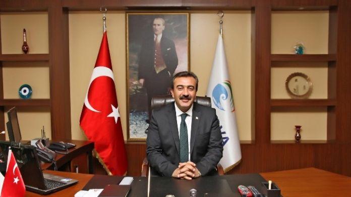 Çetin: 'Atatürk'ün Mirasına Gençlerimiz Sahip Çıkacaktır'