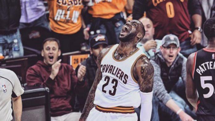 Cleveland, Raptors'u rahat geçti