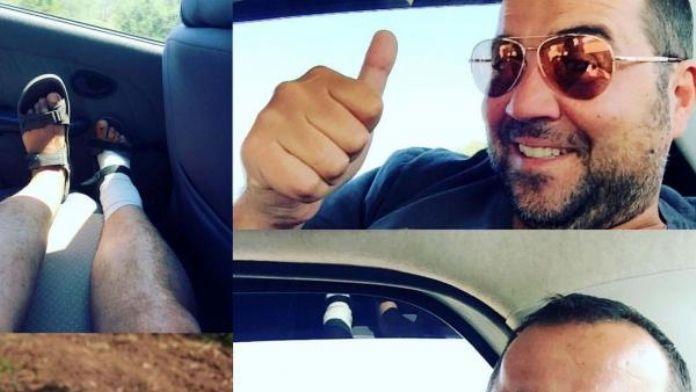 Ata Demirer'den sevenlerine videolu 'İyiyim' mesajı