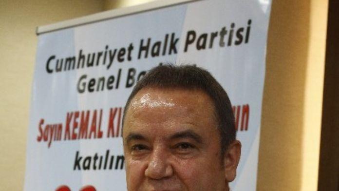 Kılıçdaroğlu, Antalya'da Toplu Açılış Yapacak
