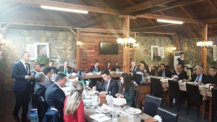 Atık Yönetimi Toplantısı Çayırova'da Yapıldı