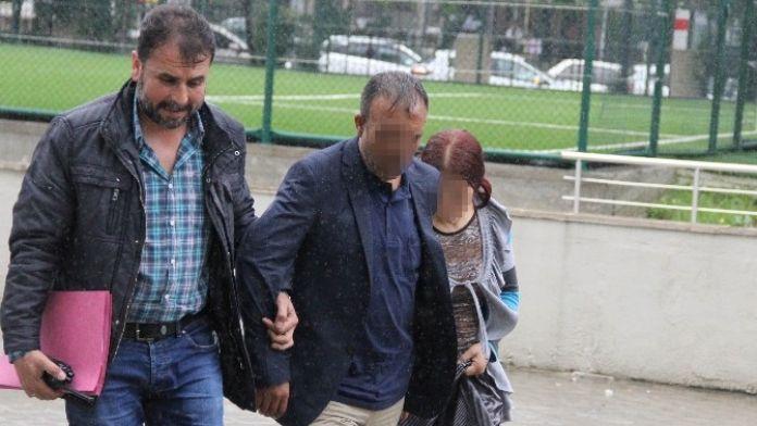 Haymatlos Çifte Pantolon Ve Bisiklet Hırsızlığından Gözaltı