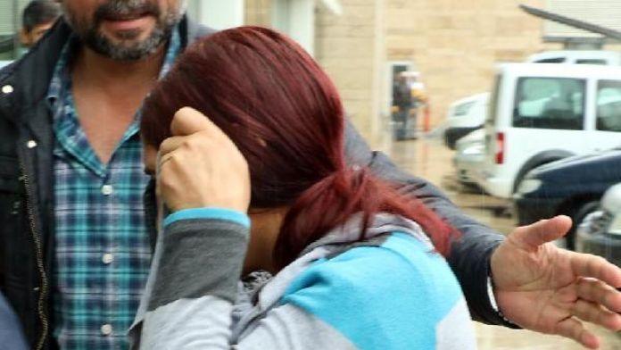 Anne- baba ve 11 yaşındaki oğullarına hırsızlık gözaltısı