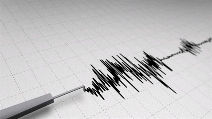 Ege Denizi'nde 3.5'lik deprem