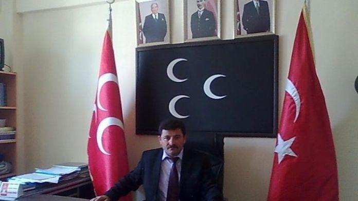 MHP Ardahan İl Başkanı Görevden Alındı