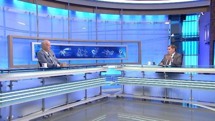 Dursun Özbek: 'Lucescu İle Görüşüyoruz'