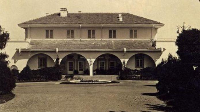 TMMOB Mimarlar Odası Ankara Şubesi: Atatürk'ün tarihi Marmara Köşkü yıkıldı