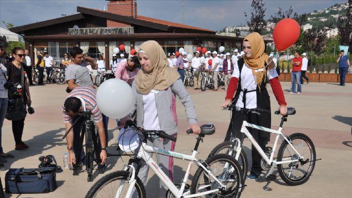 'Toplumda Fiziksel Aktivitenin Artırılması Projesi'
